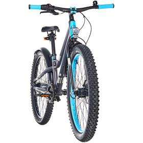 s'cool faXe 24 7-S Kinderen, darkgrey/blue matt